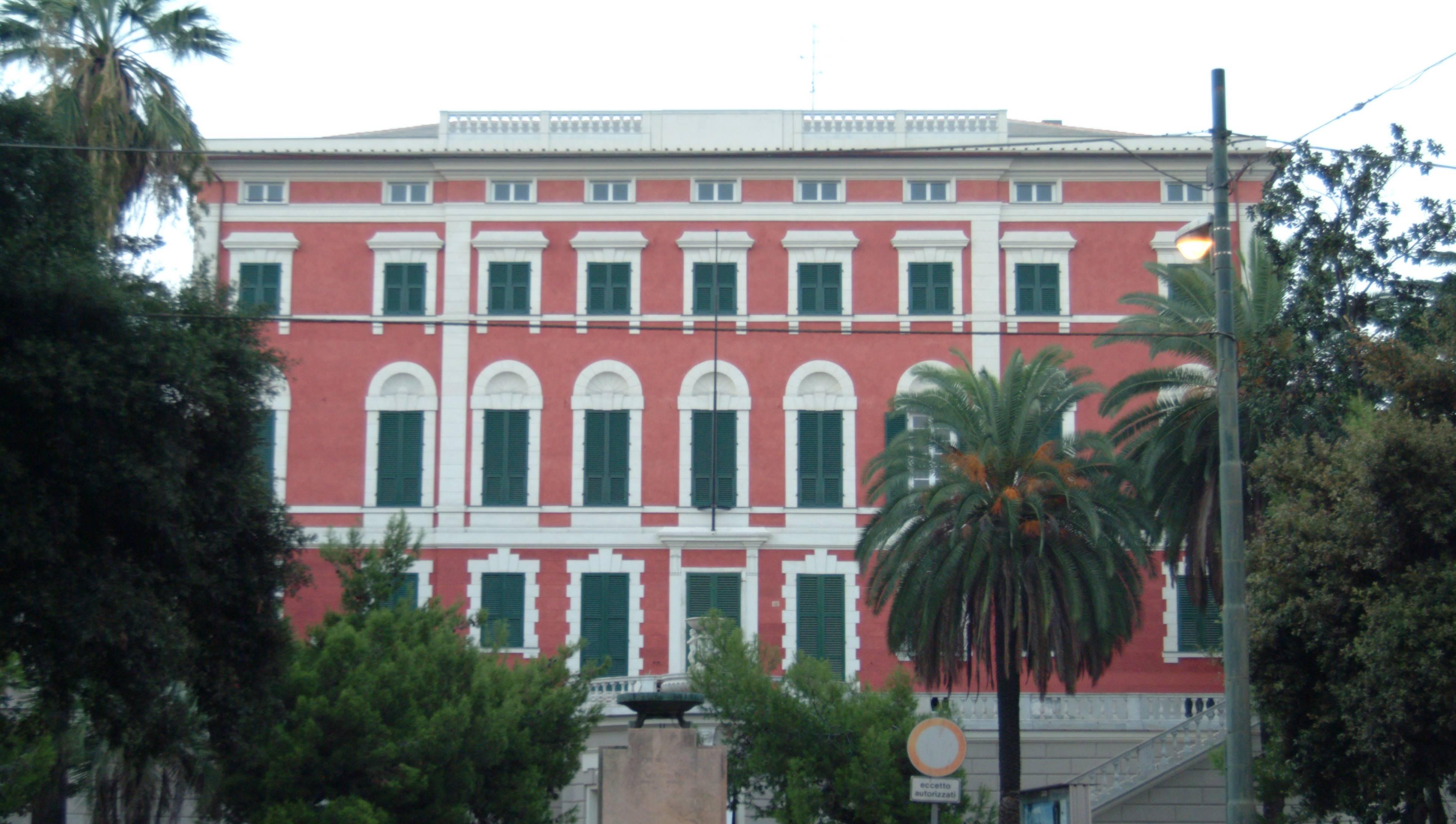 Restauro Villa Serra