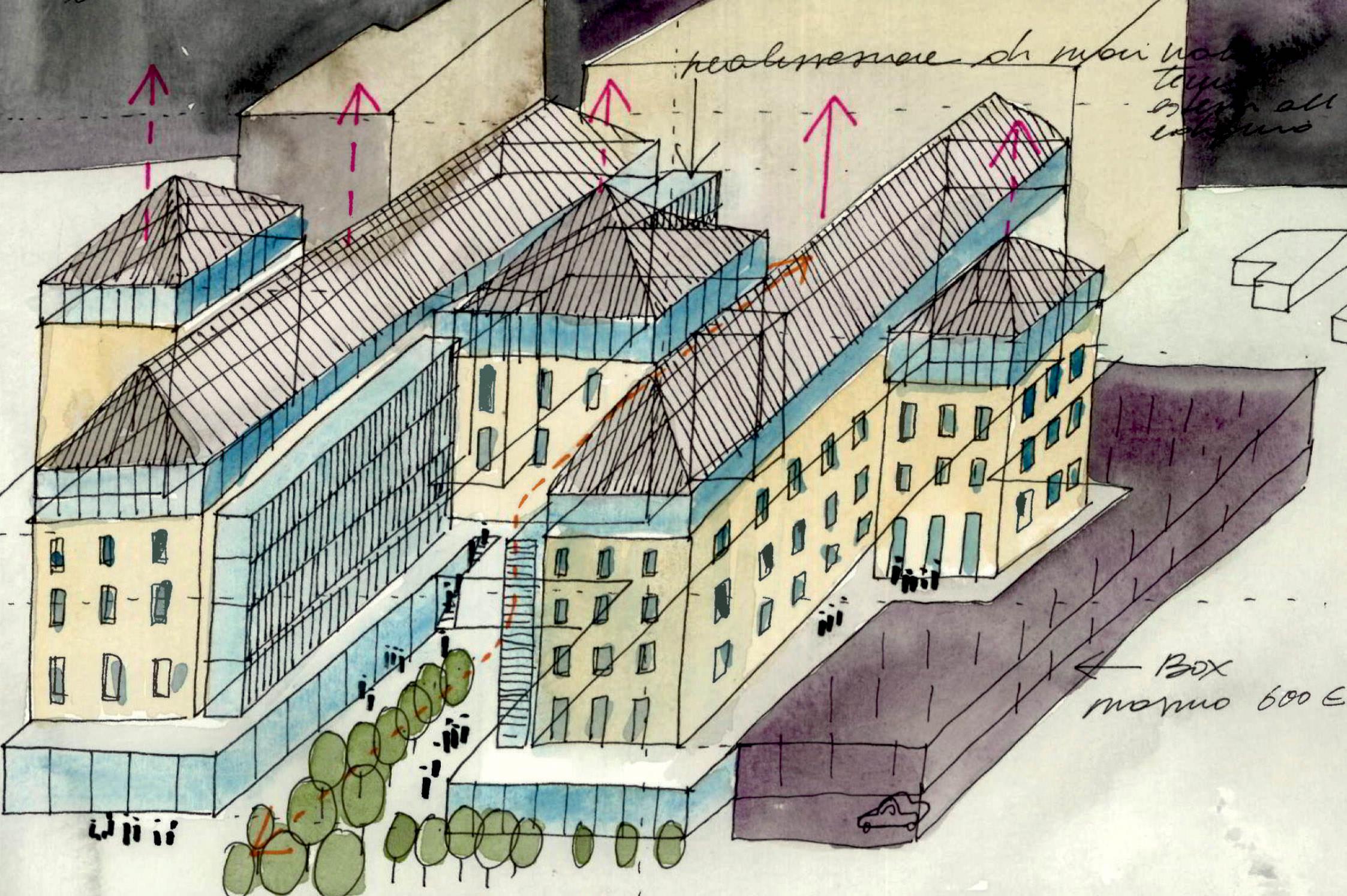 Valorizzazione complesso architettonico San Raffaele di Coronata: driver economici per social housing