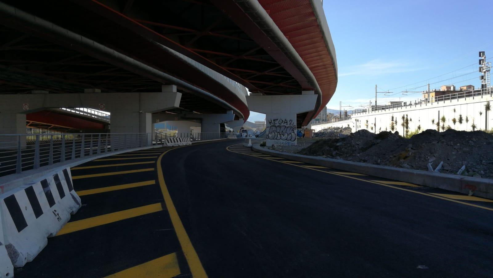 Tutti gli interventi seguiti da Sviluppo Genova dopo il crollo del ponte Morandi